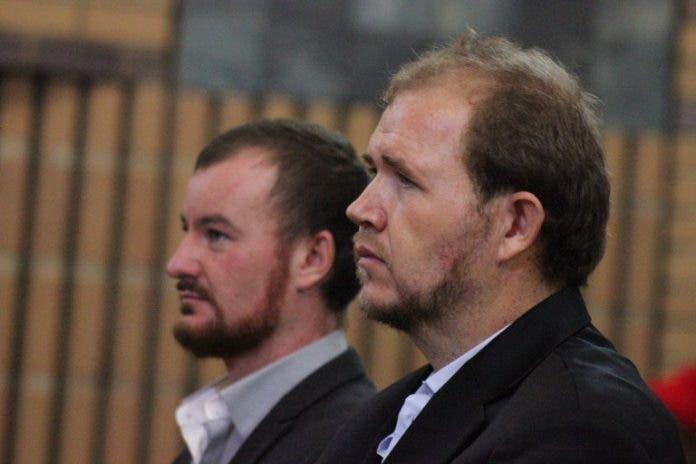 Coligny 2 Pieter Doorewaard and Phillip Schutte acquitted