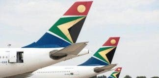 saa airline ranked punctual