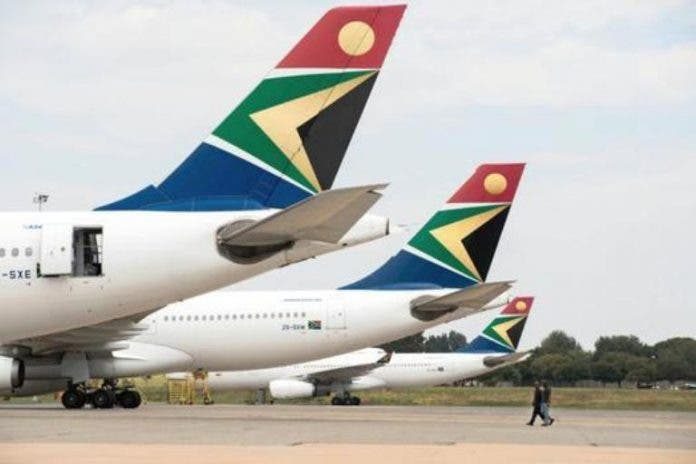 saa airline ranked punctual