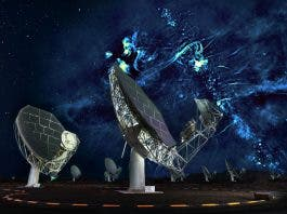 MeerKAT shows Milky way is more of an Aero