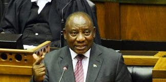 President Ramaphosa on Illegal immigration in south africa