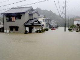 Typhoon Hagibis Japan