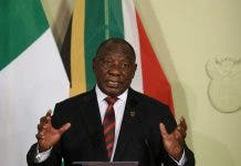 South African President Ramaphosa says South African Airways in talks