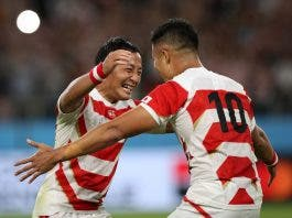 Rugby World Cup 2019 - Pool A - Japan v Ireland