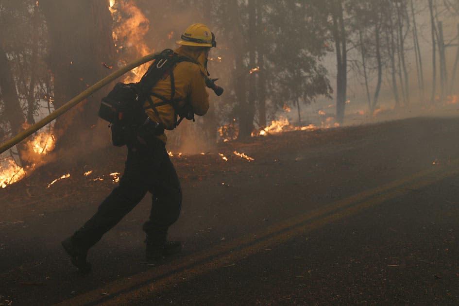 california wildfire los angeles
