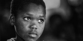 Afrika Tikkun boy child