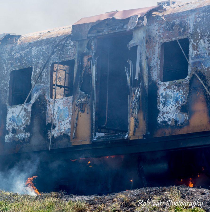 glencairn metro train fire