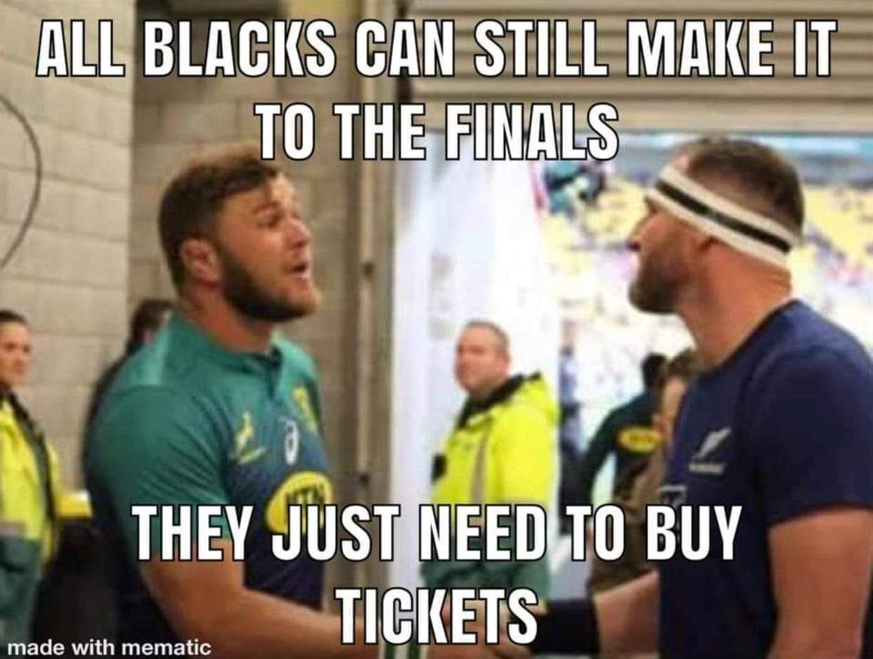 springbok and rugby world cup jokes