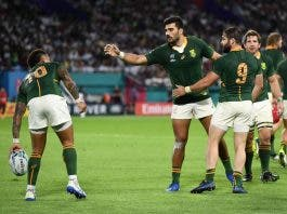 Rugby World Cup 2019 - Pool B - South Africa v Canada