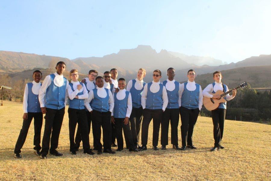 drakensberg boys choir going to london