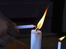 eskom candle light loadshedding
