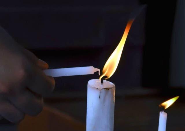 eskom candle light loadshedding
