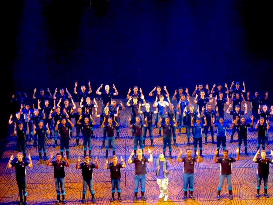 lion king drakensberg boys choir 2 london