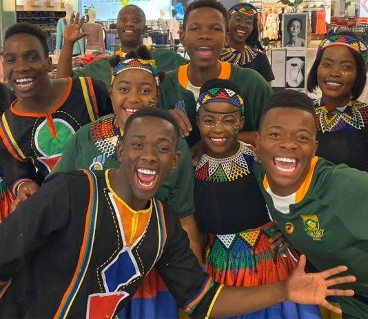 ndlovu-youth-choir-song for springboks