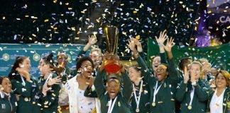 south africa netball champions