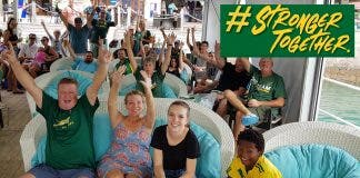 south-africans-green-and-gold-springbok-fans-seychelles