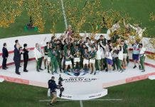 ONE WEEK OF CELEBRATIONS IN SOUTH AFRICA FOR RUGBY