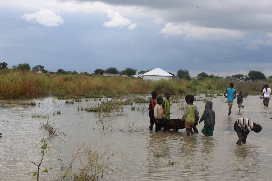 floods east africa
