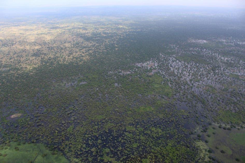 floods east africa south sudan