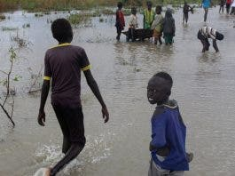 floods sudan east africa