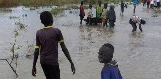 floods sudan east africa