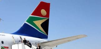 south african airways strike