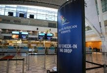 flight centre stops selling saa tickets