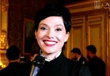 Chantel Dartnall and restaurant mosaic world awards le liste