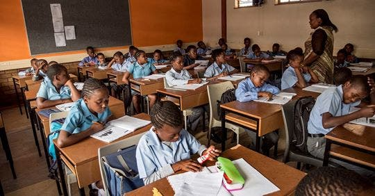 South Africa department education rejects misleading reports on sexual education