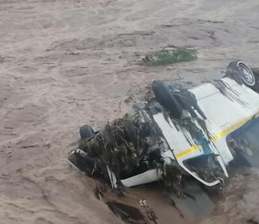 Dusi River taxi survivors