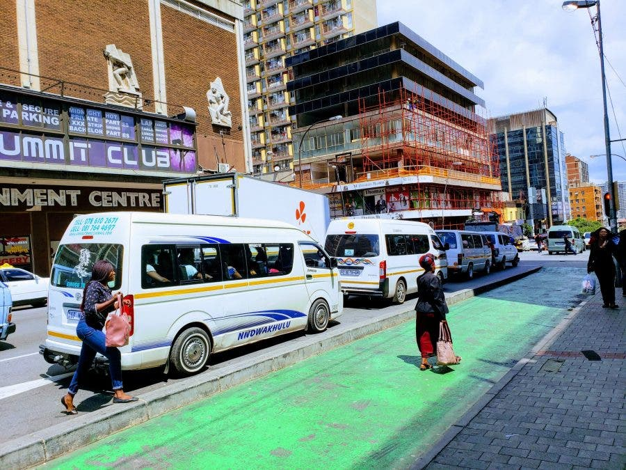 sa driving tips taxis
