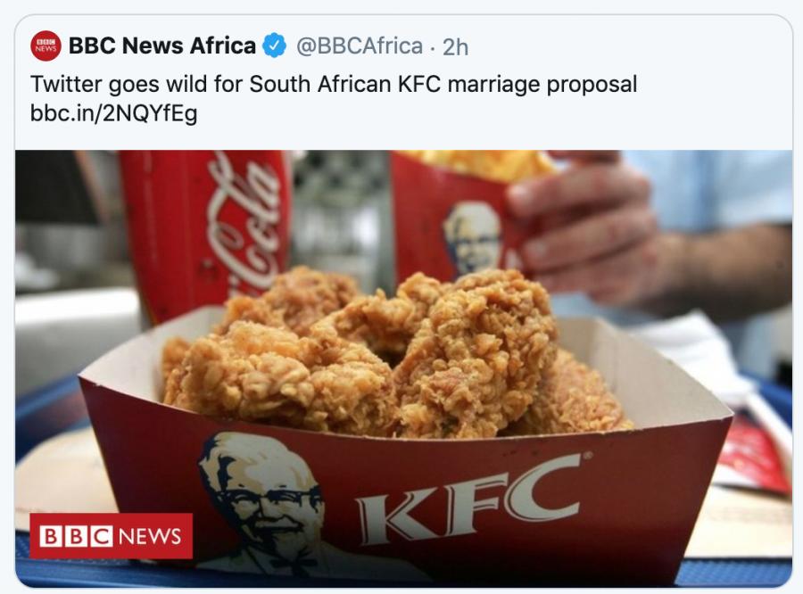 bbc south african wedding proposal