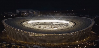 cape town stadium targeted trackers