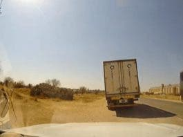 traffic officers bribe south africa dashcam