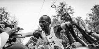 eliud kipchoge athlete of the year