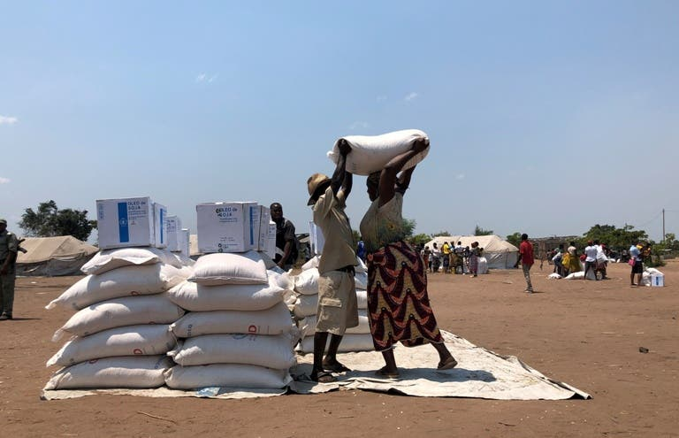 southern africa faces food crisis