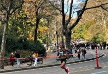 gerda steyn new york city marathon
