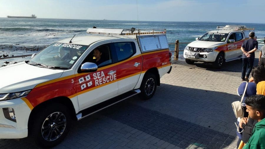 nsri teen drowning cape point