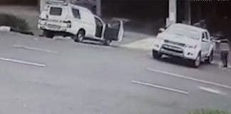 police shootout with robbers in westville south africa