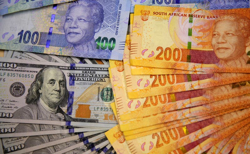 South African Rand And Bonds Bounce On