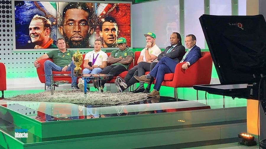 rugby world champions on carte blanche