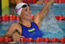 South Africa's Tatjana Schoenmake sports woman of the year