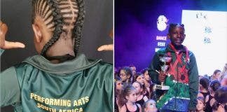 South African Schoolgirl Wins International Dance Competition in Serbia