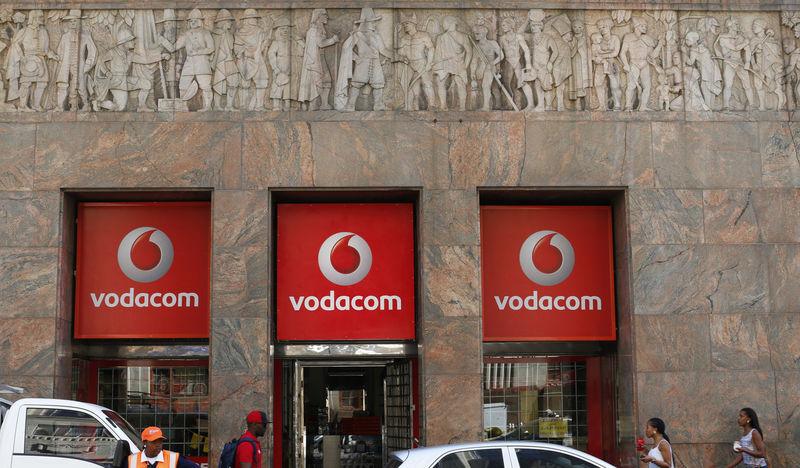 South Africa's Vodacom CFO to resign