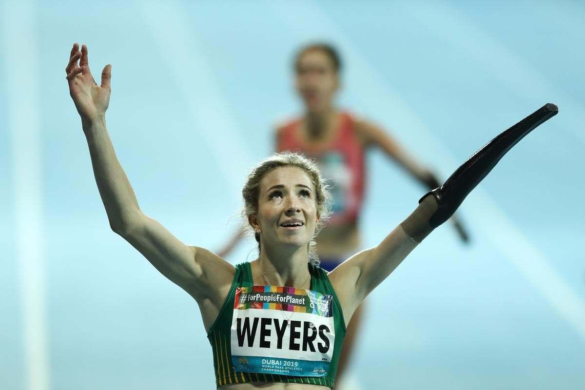 anrune weyters paralympian