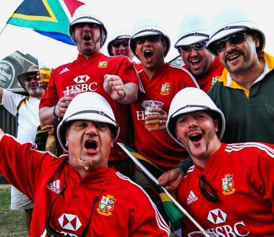 British Irish Lions fans SA (1)