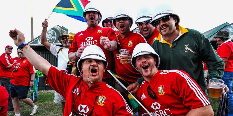 British Irish Lions fans SA (1)