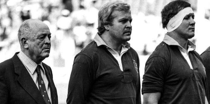 Ockie Oosthuizen Springboks dead at 64