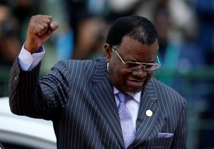 Hage Geingob has won the 2019 Namibian presidential election