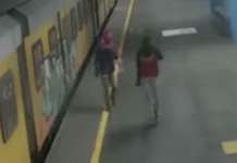 cape town train arsonists suspects